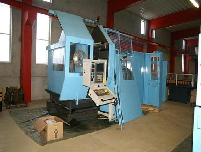 2002 SAJO HMC 40 Horizontal Machining Centers