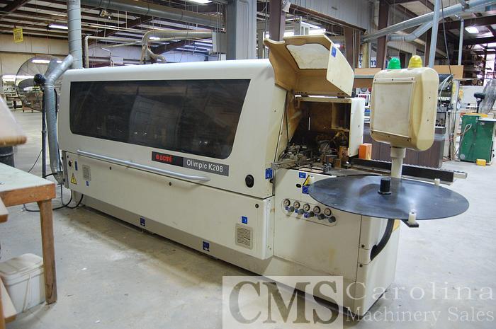 Used 2004 SCM Olympic K208 Edgebander K208