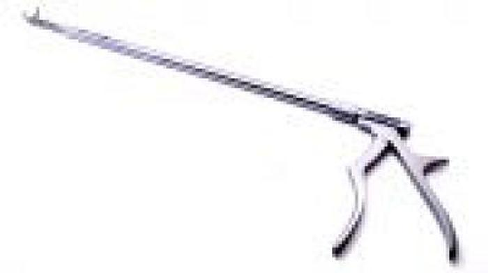 Rongeur Endoscopy Soft Tissue 30 Degree Upward Cutting Miaspas TL 5 by 14mm AESCULAP FF849R