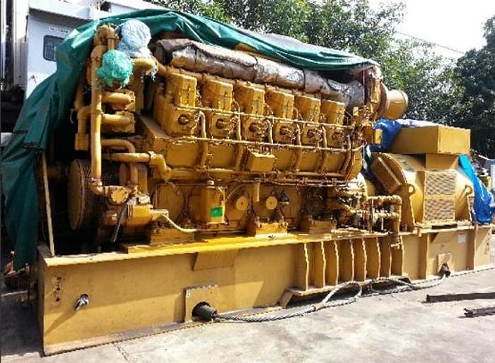 Caterpillar G3612 Gas generator New / Unused.
