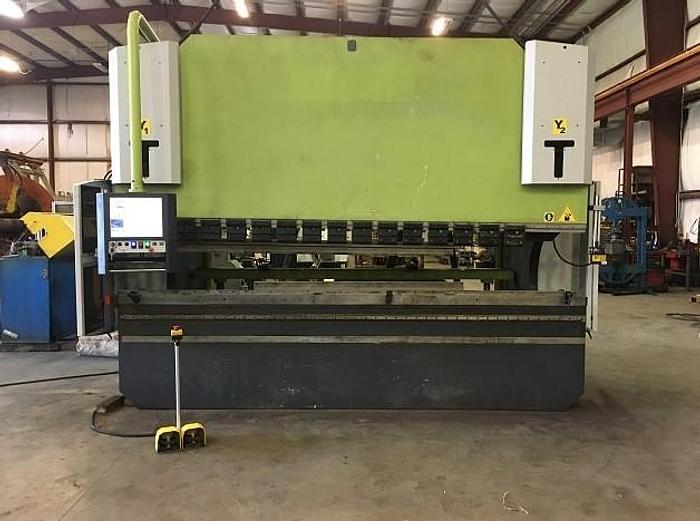 Used 2014 220 Ton Toskar CNC Hydraulic Press Brake