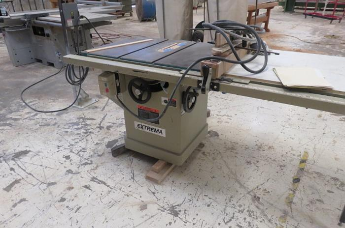 Used Extrema LT-1055-3 Table Saw