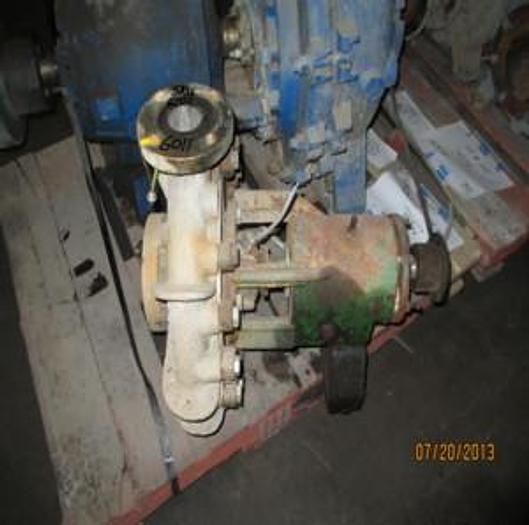 Used BUFFALO CRO-6011 2 X 3 X13  S/S W/PACKING