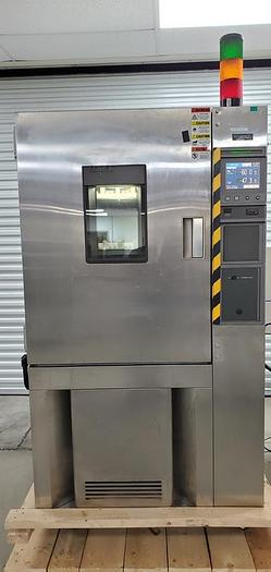 Used Espec  ESZ-3CA 2015 Environmental Chamber -70 to 150C 14 Cu/Ft # 019093A