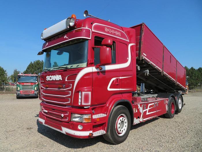 God 2010 Scania R500 6x2 Highline Euro 5