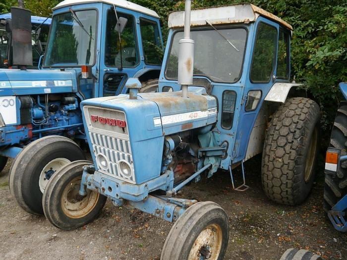 Used Ford 4000 2wd Tractor