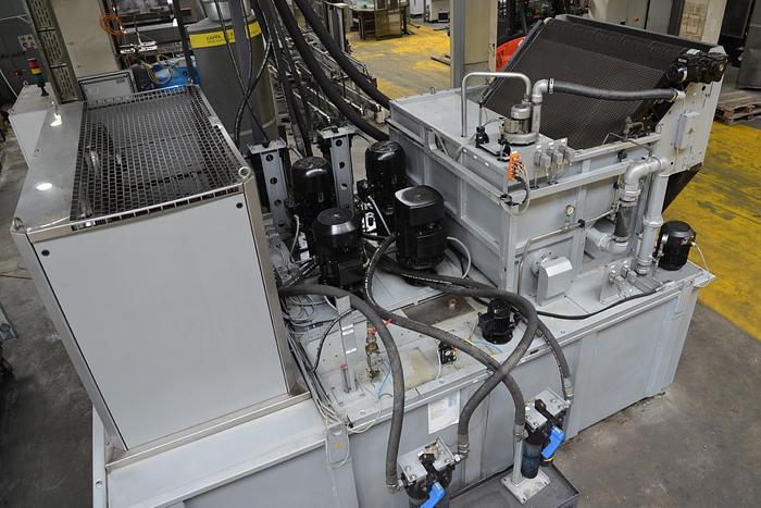 Gebraucht 2009 Knoll 96 KW, HL1000/10000,