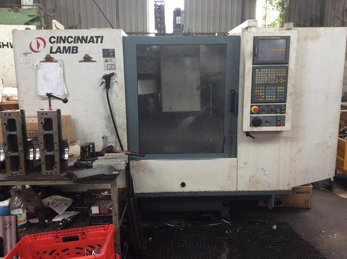 Used 2005 Cincinnati Lamb VCNC 760 Machining Centre