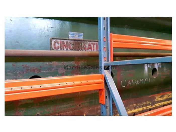 225 Ton x 12' Cincinnati Series 9 Mechanical Press Brake