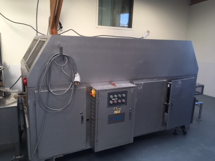 ROCK CANDY ROLLING & DISC CUTTING LINE