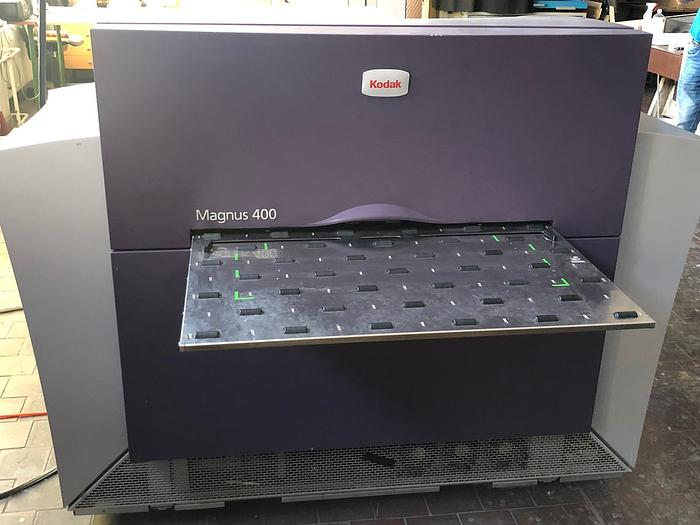 2006 Kodak Magnus 400