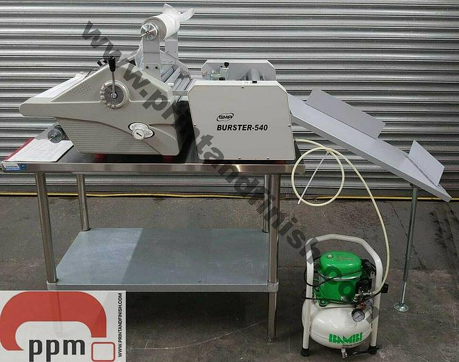 Used GMP Burster 540 Table Top Laminator