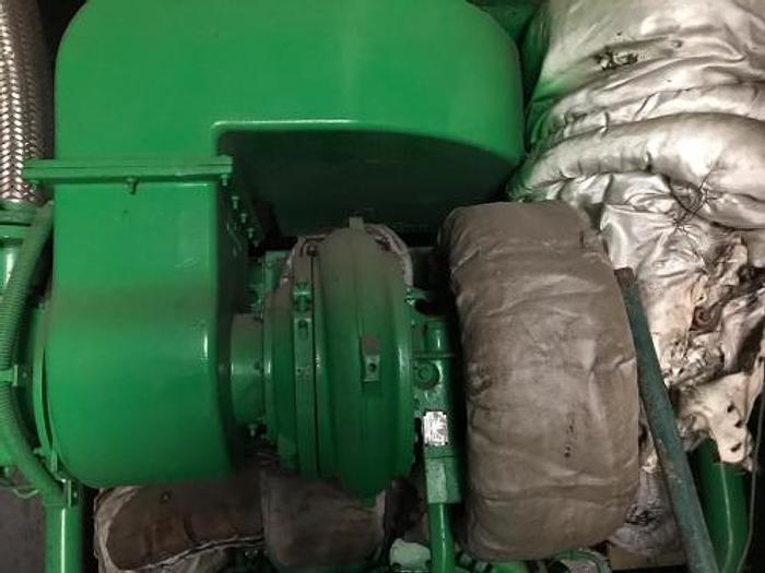 1.064 MW 2004 Used GE J320GS Natural Gas Generator