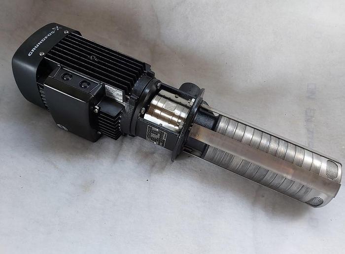 Eintauchpumpe, MTR3-11/11 A-W-A-HUUV, 105m, 3,5m³/h, Grundfos,  neu -50%