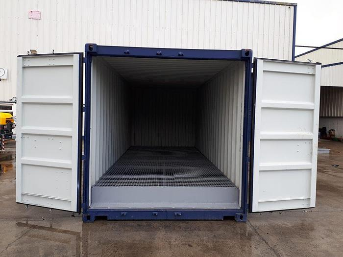 COSHH Store – 20ft
