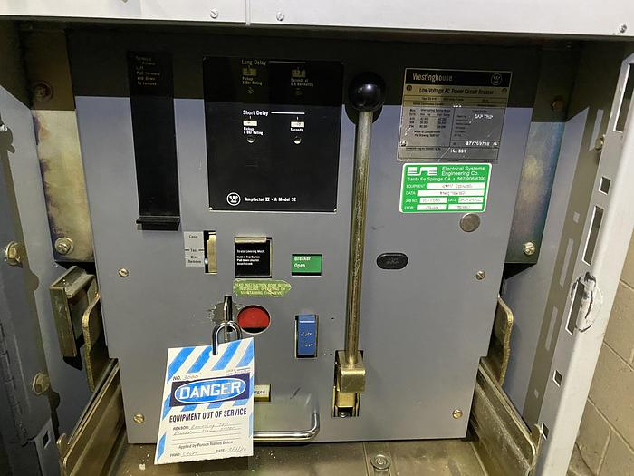Used WESTINGHOUSE TRANSFORMER
