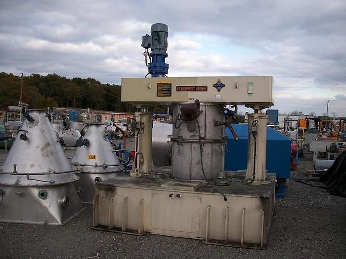 Used ASADA IRON WORKS PLANETARY MIXER – MODEL PVM-400 (#9704)