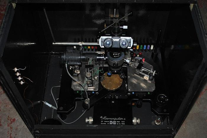 Used Micromanipulator 6000 wafer prober