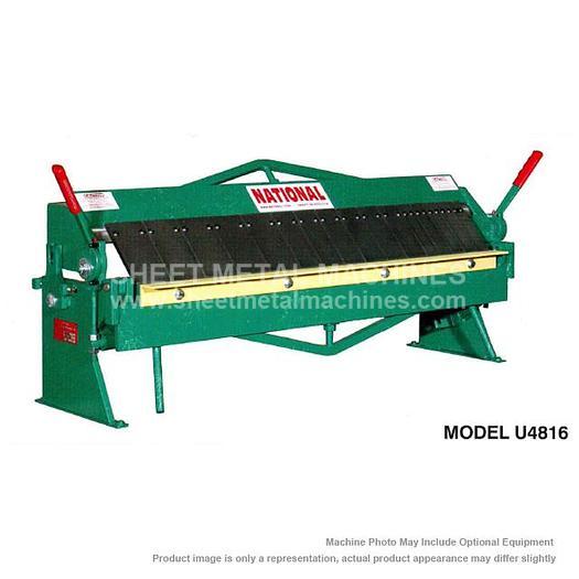 NATIONAL Bench Box & Pan Brake U4816