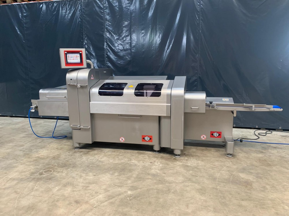 Used Treif Falcon meat portioner