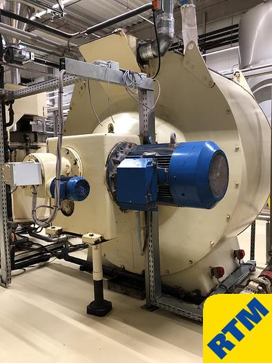 Used (2) Universal Refiner Conches