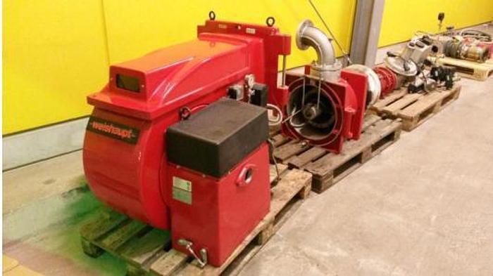 Gebraucht Kombibrenner Heizöl-Biogas