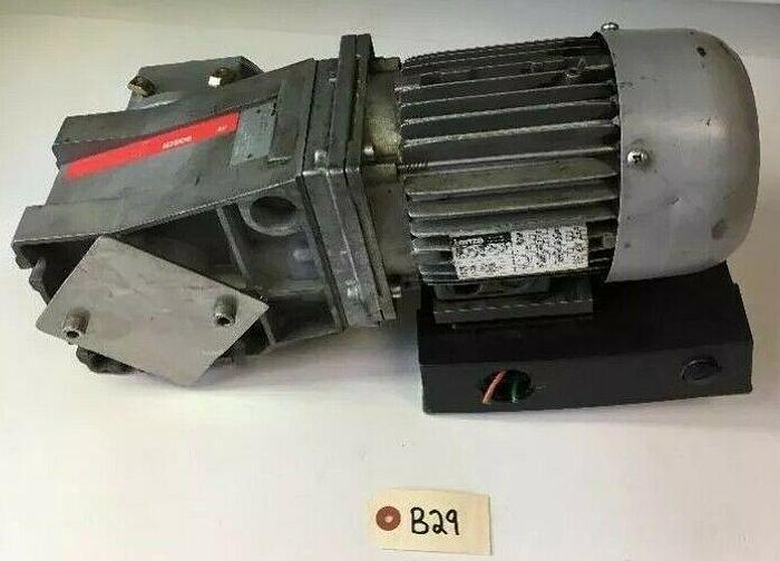 Used Lenze Gear Motor MDEMA1M071-32 W/ Gear Box GKR04-2E HAK071C32 Warranty!