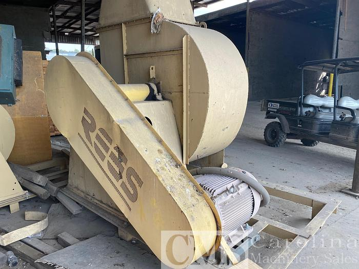 Used Rees 100 HP Blower