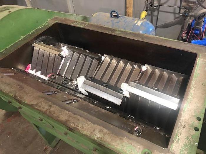 Used Rapid 24 x 42 Granulator