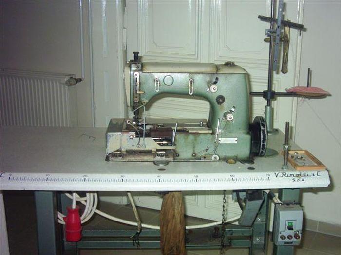 Gebraucht Doppelkettenstichmaschine RIMOLDI  Kl. 164-16-12 1.0