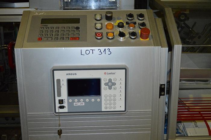 Klockner CP400 Blister Line