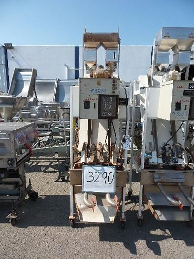 Used ESM/Satake Two Channel Defect Sorter Type 3VTB-FM