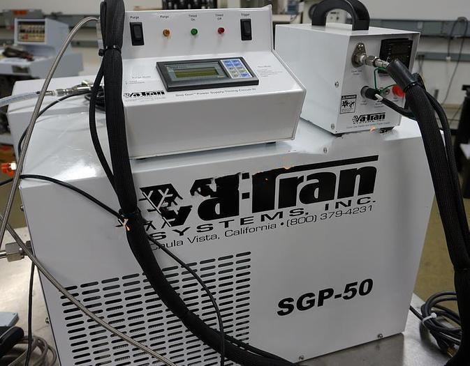 Va-Tran Systems  Sno gun 2 with SGP-50