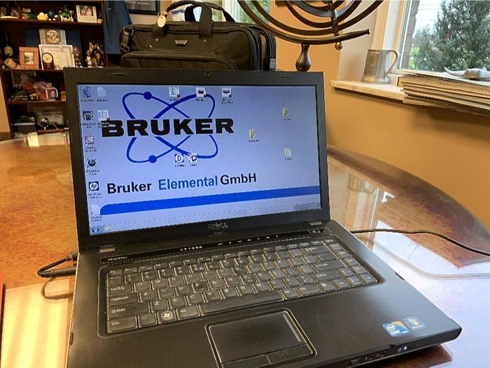 2010 BRUKER Q2s ION SPECTROMETER FOR IRON