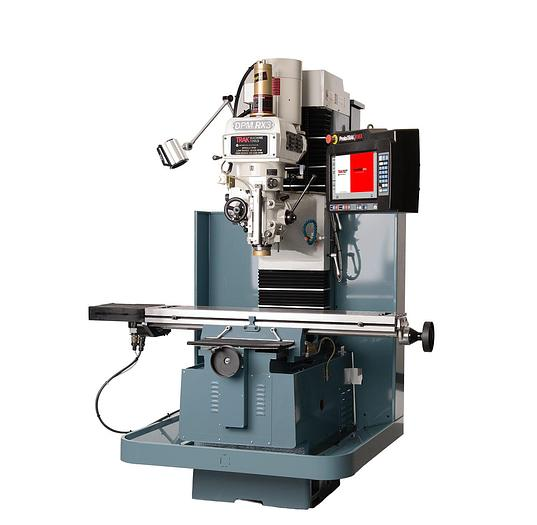 #10249: NEW SW Ind. TRAK DPM RX3 3 Axis CNC Bed Mill