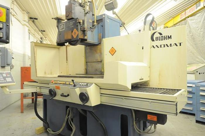 Used 1995 BLOHM 408 PLANOMAT CNC CREEP FEED GRINDER