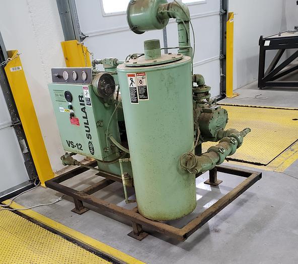 Used Sullair VS-12 Vacuum Pump