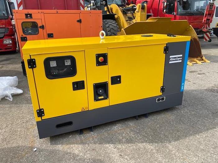 Gebraucht 2021 neuer Stromgenerator Atlas Copco QES 30