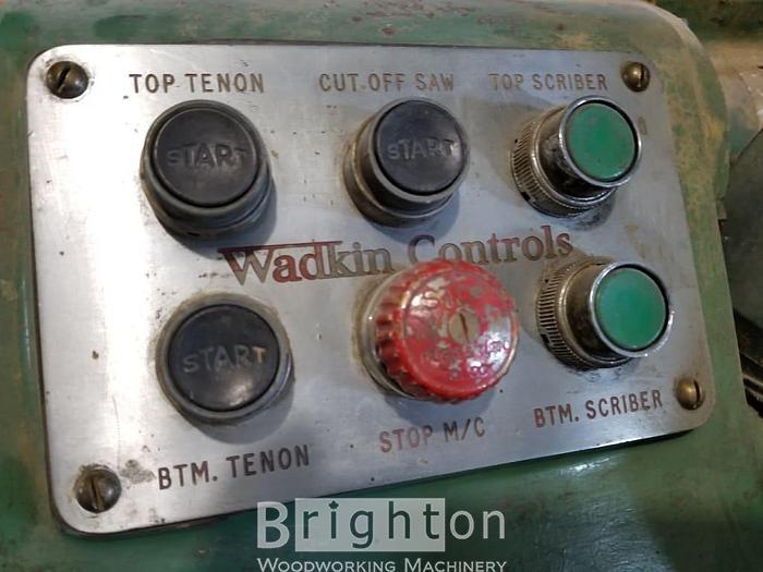 Wadkin EKA Single End Tenoner