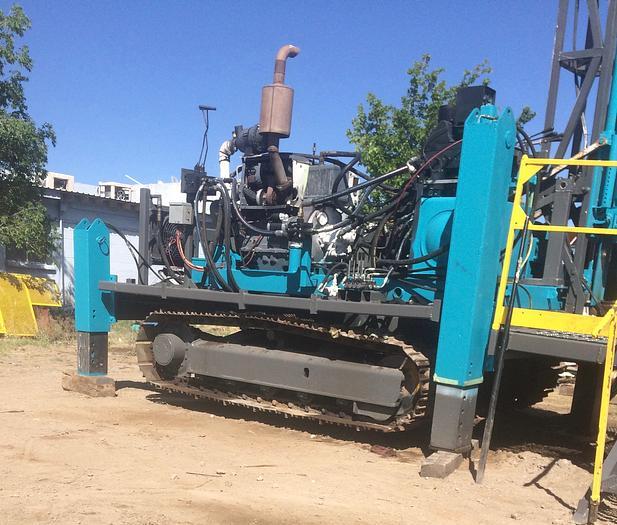 HB19219 Boart Longyear LF70 track drill completely rebuilt LF70