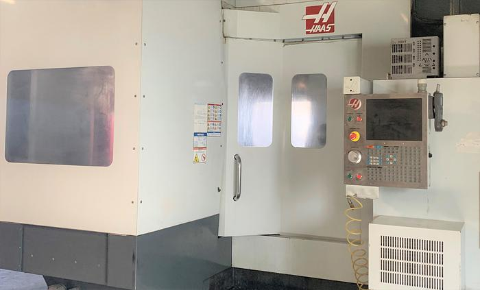 2014 Haas EC1600 Horizontal Machining Center