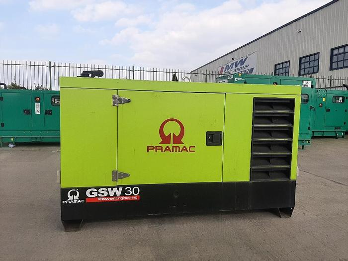 Used Pramac 30KVA *Demo Model*