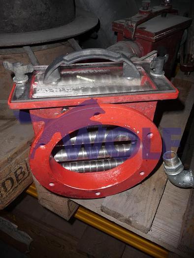 Gebraucht gebr. Magnet-Metallabscheider (rot)