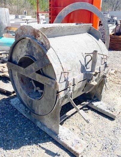 Used Adjustable 24″ ID Battery Grade Ring Form