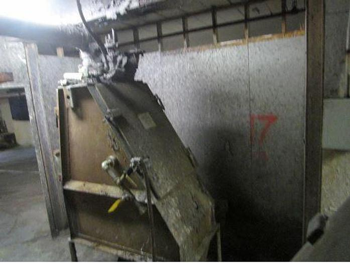"""Used ASB      24"""" (610MM) MDL. D552-5 MICROSIEVE SCREEN S/S"""