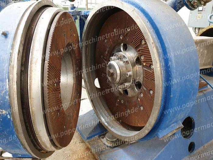 """(SPA-353) - Double Disc Refiner 30"""" - Black Clawson"""
