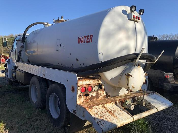 2001 Vacuum Truck Sterling Chassis