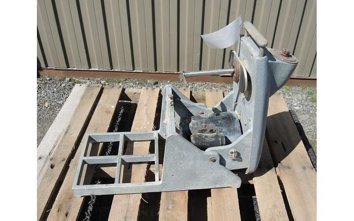 USED TOP ENTRY MIXER, 0.25 HP