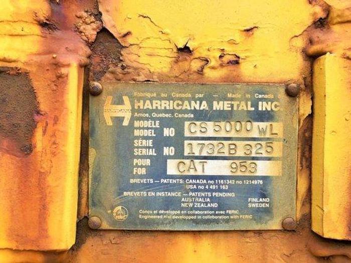 HARRICANA METAL INC CS5000WL