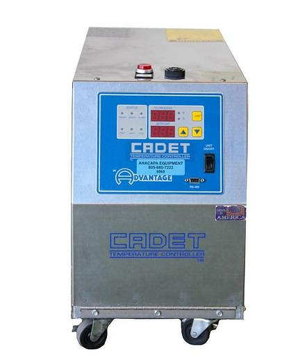 Used Advantage Cadet Temperature Controller CK-435-21C1, Water, 115 Volts (8969)W
